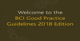 The Business Continuity Institute Good Practice Guidelines 2018 Edition