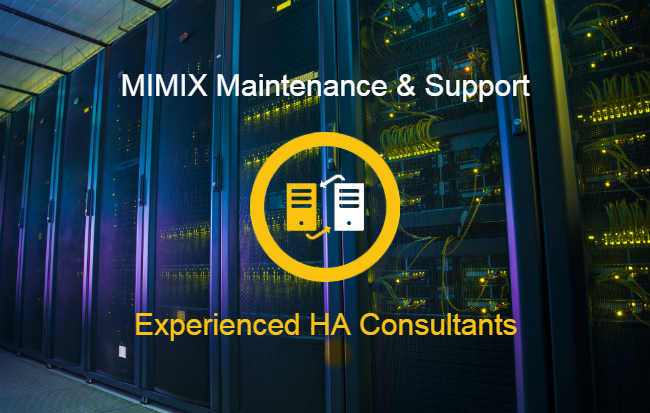 MIMIX Maintenance and Support